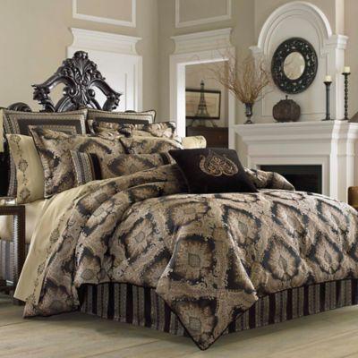 J. Queen New York Onyx Comforter Set