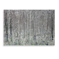 Graham & Brown Watercolour Woods Printed Canvas Wall Art