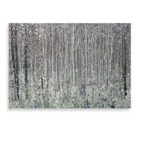 Graham & Brown Watercolour Woods Printed Canvas Wall Art ...