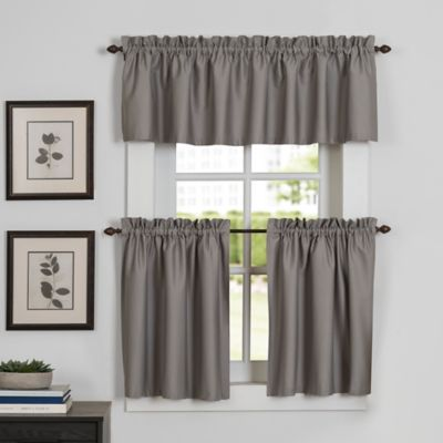 Kitchen & Bath Curtains Bed Bath & Beyond
