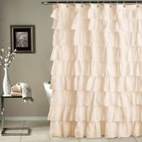 Ruffle Shower Curtain - Bed Bath & Beyond