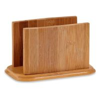 Buy Home Basics Bamboo Napkin Holder from Bed Bath & Beyond