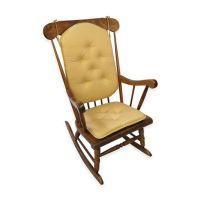 Klear Vu Cotton Twill 2-Piece Rocking Chair Pad Set - Bed ...