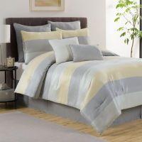 Victoria Classics Hudson 6-8-Piece Reversible Comforter ...