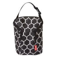 Buy SKIP*HOP Onyx Tile Grab & Go Double Bottle Bag in ...