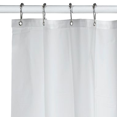 Shower Curtain Liners Fabric Extra Long & Kids Shower Curtains