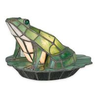 Quoizel Tiffany Green Frog Table Lamp - Bed Bath & Beyond