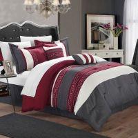 Buy Chic Home Coralie 6-Piece King Comforter Set in ...