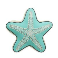 Newport Starfish Shaped Throw Pillow - Bed Bath & Beyond