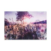 Graham & Brown Layered Landscape Canvas Wall Art - Bed ...