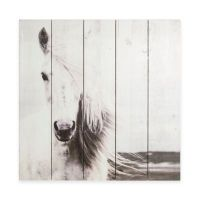 Graham & Brown Horse Wood Print Wall Art - Bed Bath & Beyond