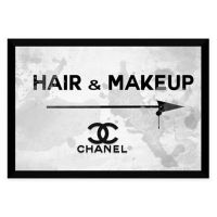 BY Jodi Hair and Makeup Chanel High-Gloss White Aluminum ...
