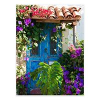 Buy Morning Glory All-Weather Outdoor Canvas Wall Art from ...