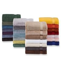 Wamsutta Hygro Duet Bath Towel Collection - Bed Bath ...
