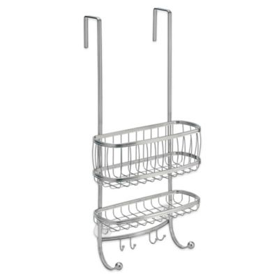 InterDesign York Over Door Shower Caddy Bed Bath Beyond