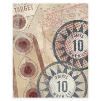 Buy Muted Pinball 1 Canvas Wall Art from Bed Bath & Beyond