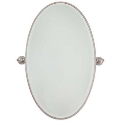 Buy Minka Lavery® 215inch X 36inch Oval Pivoting Mirror
