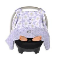 Balboa Baby Car Seat Canopy in Lavender Poppy - Bed Bath ...