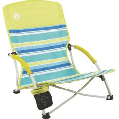 Blue Green Chair Rental Omaha Camping Folding Chairs Coleman Utopia Breeze Beach Sling