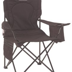 Coleman Portable Deck Chair Office Chairs Hanoi Camping Folding Cooler Quad