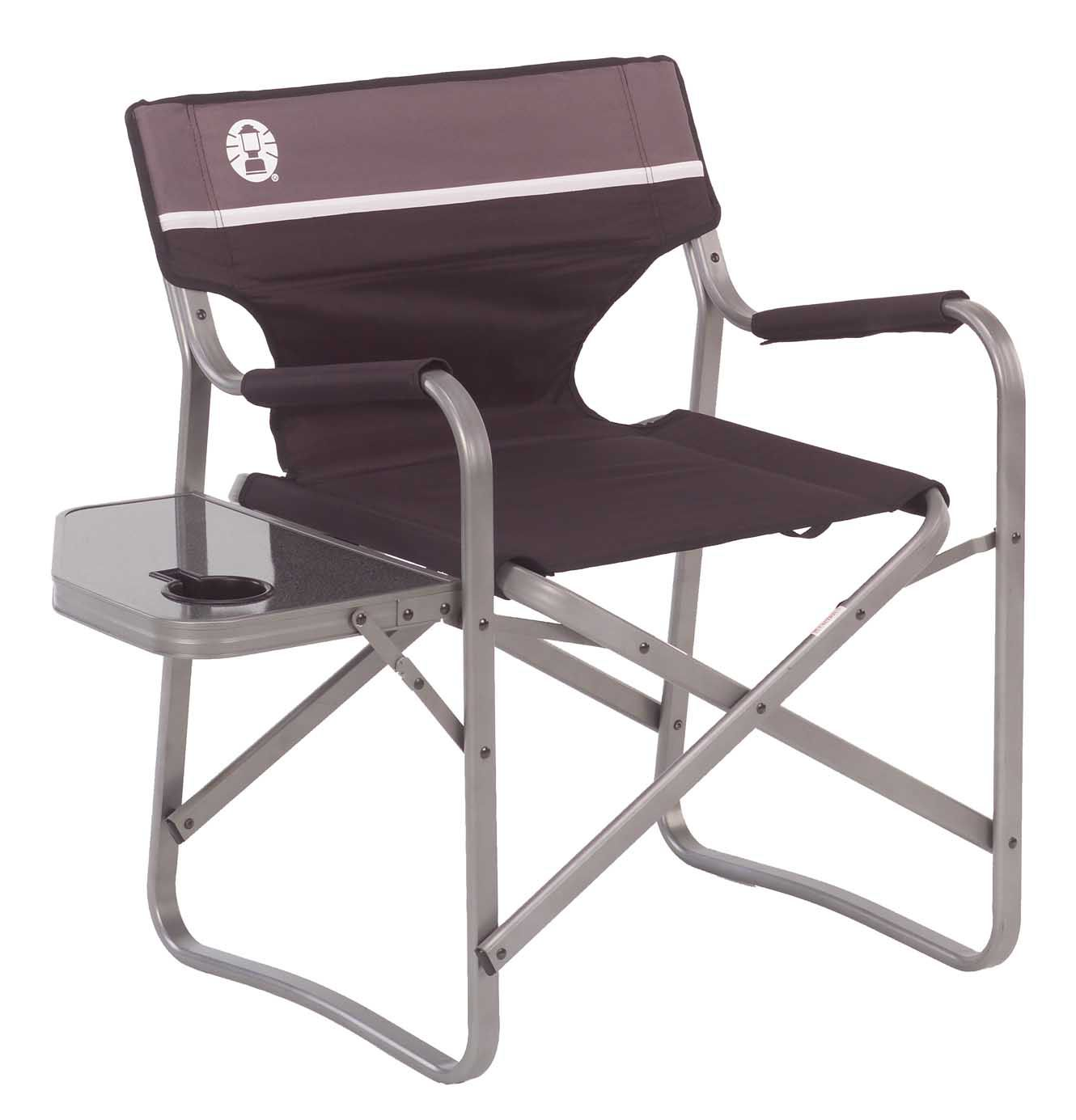 Most Comfortable Camping Chair Aluminum Deck Chair Coleman