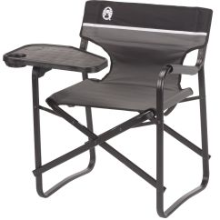 Folding Chair Outdoor Covers And Sashes To Hire Camping Chairs Coleman Aluminum Deck With Swivel Table
