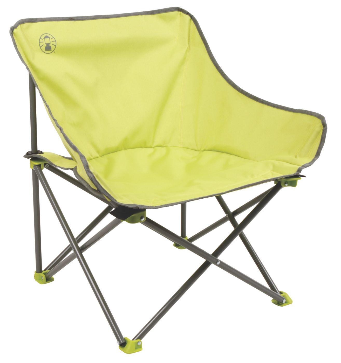 coleman rocking chair folding hinges camping chairs kickback