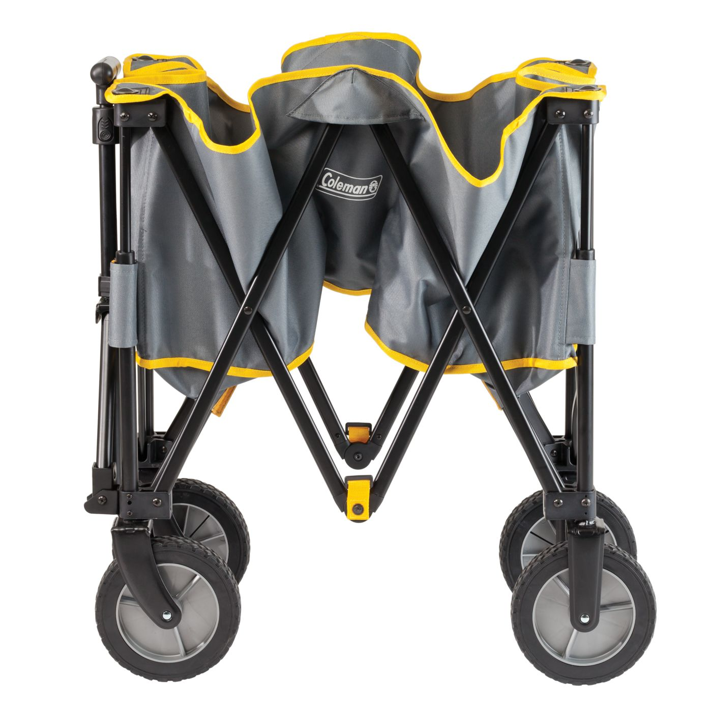 coleman portable deck chair pretty folding chairs wagon the