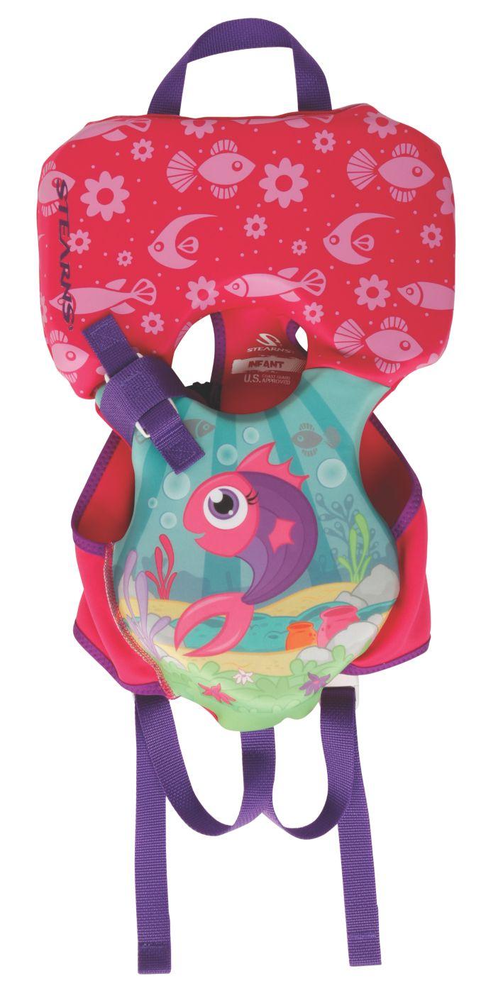 Puddle Jumper Infant Hydroprene Life Jacket  Puddle Jumper