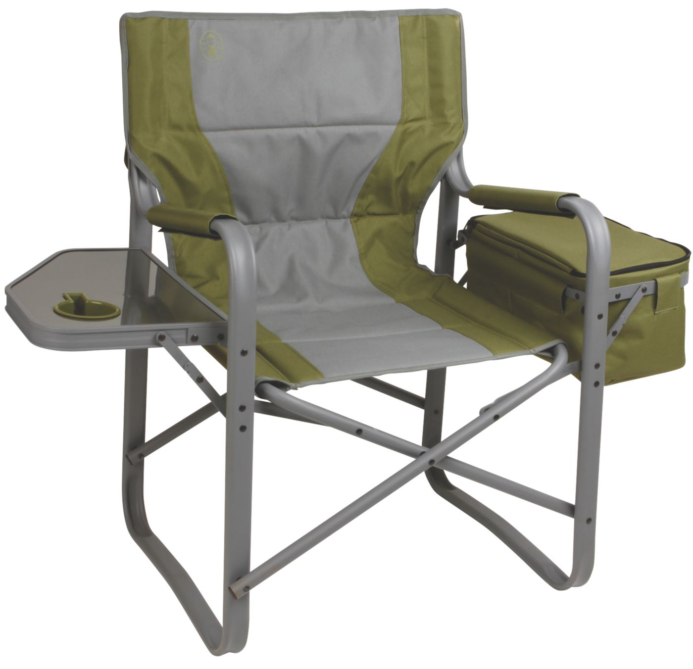 Directors Camp Chair Xl With Cooler  Coleman