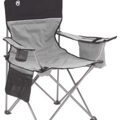 Coleman Rocking Chair Telescopic Camping Chairs Folding Cooler Quad