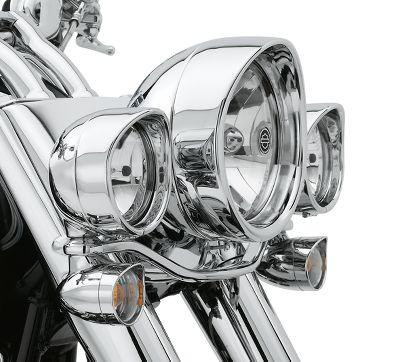 50 Led Light Bar Wiring Diagram Visor Style Headlamp Trim Ring 69734 05 2016 Softail