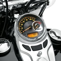 1989 Sportster 1200 Wiring Diagram Basic Cpu Architecture Combination Analog Speedometer Tachometer Mph 70900070b Harley Davidson Usa