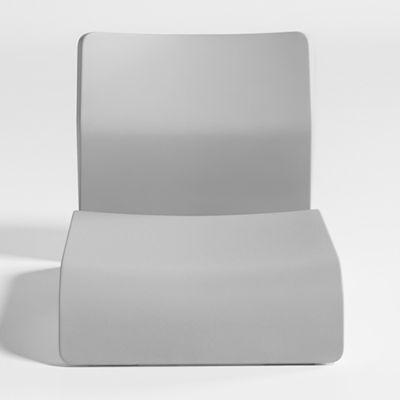 gandia blasco clack chair oak high back dining chairs clip lounge yliving com