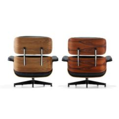 Eames Chair Herman Miller Fun Office Covers Lounge With Ottoman Yliving Com