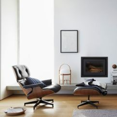 Eames Chair Herman Miller Massage Madison Wi Lounge With Ottoman Yliving Com