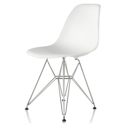 eames molded side chair dining covers in spanish herman miller plastic wire base ylighting com