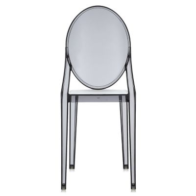 victoria ghost chair grey sashes kartell set of 2 yliving com