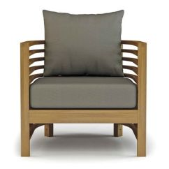 Teak Lounge Chair Ashley Seasonal Living Spirals Yliving Com