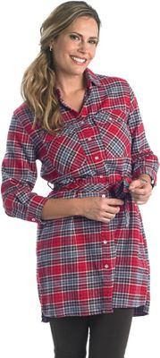 Flannel Shirt Dresses for Women