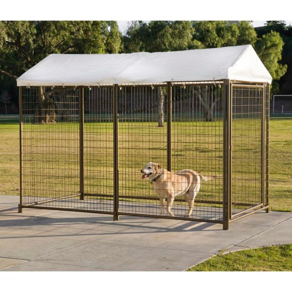 Outdoor Dog Kennel Covers