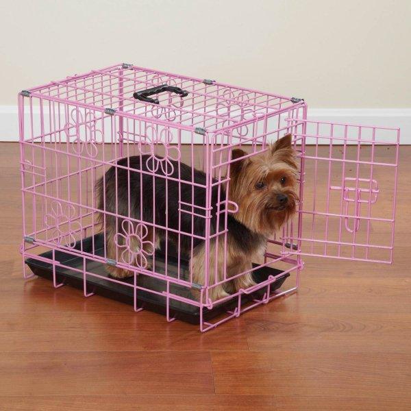 Good Deco Ii Dog Crates Petco