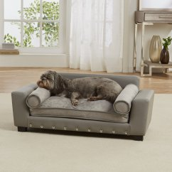 Fleas In Sofa No Pets Tyson Sectional Enchanted Home Pet Grey Scout Petco