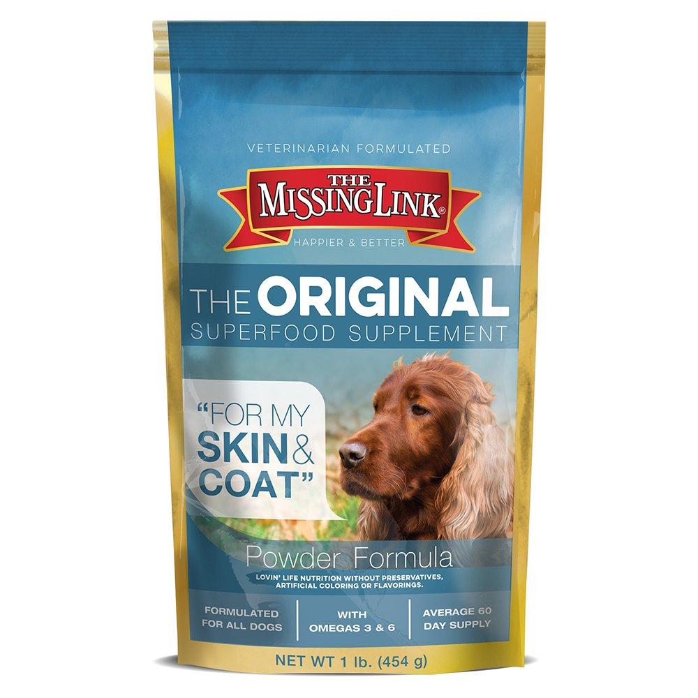 The Missing Link Ultimate Skin & Coat Supplement For Dogs ...