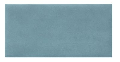chantilly steel blue ceramic subway wall tile 3 x 6 in