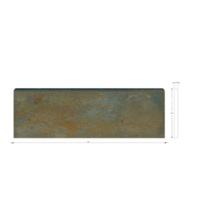 stone bullnose tile trim the tile shop