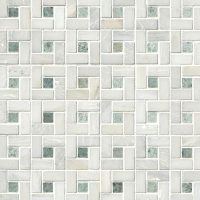 biltmore skokie marble wall and floor tile 12 x 12 in