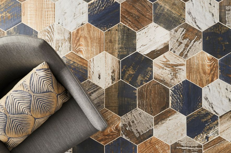 layout patterns for different tile