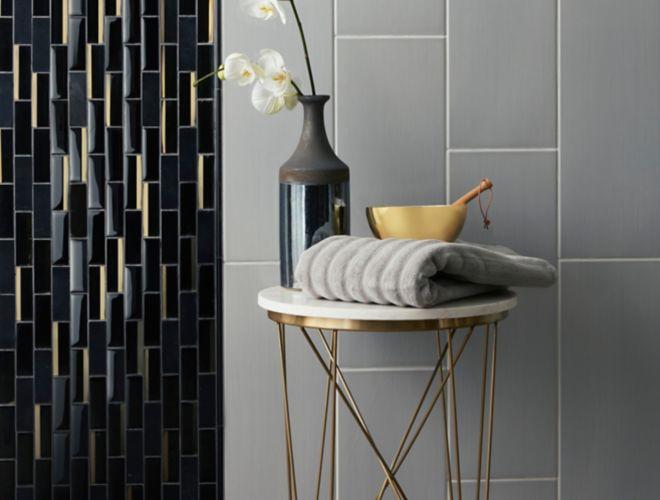 glass stone mix mosaic tile the