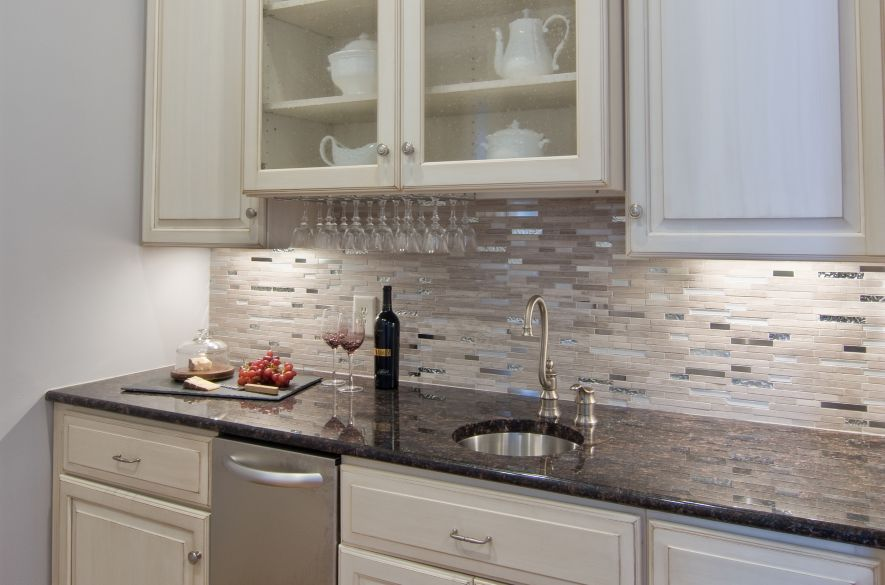 kitchen tile designs trash can cabinet trends ideas the shop your backsplash is a perfect opportunity to add pattern that really pops